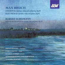 BRUCH: Concerto per clarinetto