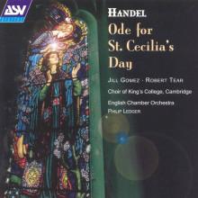 HANDEL: Ode per il giorno di S.Cecilia