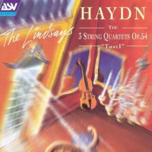 HAYDN: I tre quartetti Op. 54 'Tost I'
