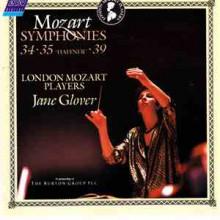 MOZART: Sinfonie NN.34 - 35 - 39