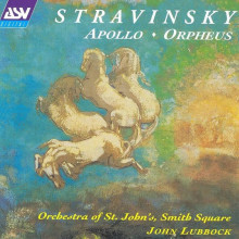 STRAVINSKY: Apollo - Orpheus