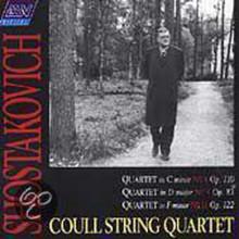SHOSTAKOVICH: Quartetti per archi