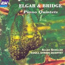 ELGAR - BRIDGE: Quintetti con piano