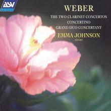 WEBER: Musica per clarinetto e orchestra
