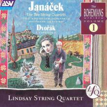 JANACEK: Quartetti per archiN.1