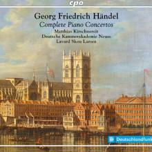 HANDEL: Complete Piano Concertos