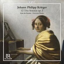 KRIEGER: Triosonate op. 2