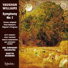 VAUGHAN WILLIAMS: Sinfonia N.5 Scenes adapted from Bunyan's Pilgrim's Progress