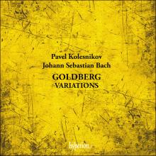 BACH: Goldberg Variations 'Aria mit verschiedenen Veranderungen' BWV988