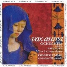 OCKEGHEM - J.DES PRES: Musica sacra