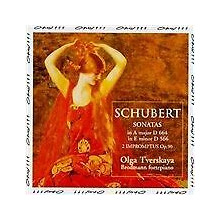 SCHUBERT: Sonate per piano D.664 e D.566