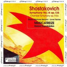 Shostakovich: Sinfonia N.14 Op.135
