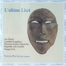 LISZT: L'ultimo Liszt