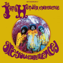 THE JIMI HENDRIX EXPERIENCE: Are You Experienced ?