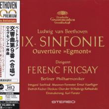 BEETHOVEN: Sinfonia N.9 - Overture Egmont