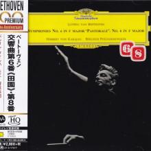 BEETHOVEN: Sinfonie NN. 6 & 8