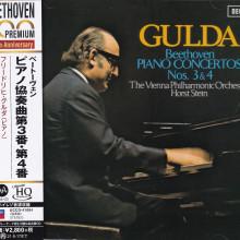 BEETHOVEN: Concerti per piano NN.3 & 4