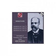 DVORAK: Sinfonia N.4 - 5 - 6 (3x2)