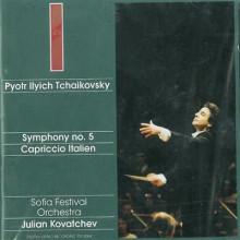CIAIKOVSKY: Sinfonia N.5 - Capriccio Italiano