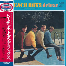 THE BEACH BOYS: Deluxe