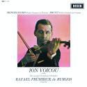 MENDELSSOHN E BRUCH: Concerti per violino e orchestra