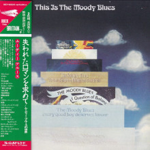 THE MOODY BLUES: This is Moody Blues