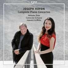 HAYDN JOSEPH: Integrale dei concerti per tastiera