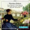 DUBOIS THEODORE: Quintetti & Quartetti per piano