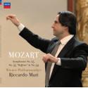 "MOZART: Sinfonie n. 25, n. 35 ""Haffner"" e n. 39"