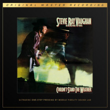 STEVIE RAY VAUGHAN: Couldn't Stand the Weather - Ultradisc One - Step LP -