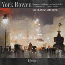 YORK BOWEN: Fragments from Hans Andersen e altri pezzi per piano