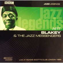 ART BLAKEY: Live at Ronnie Scott's
