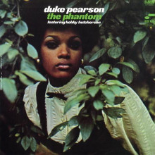 DUKE PEARSON: The Phantom