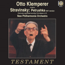 STRAVINSKY: Petrushka (Versione 1947)