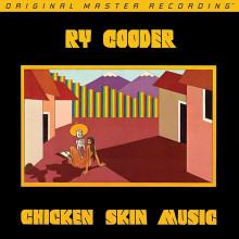RY COODER: Chicken Skin Music