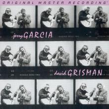 JERRY GARCIA & DAVID GRISMAN: Jerry Garcia and David Grisman