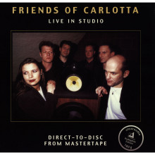 FRIENDS OF CARLOTTA: Live in Studio