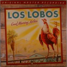 LOS LOBOS: Good MOrning Aztlan