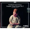 FESCA: Integrale dei quartetti per archi - volume 2