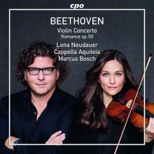 BEETHOVEN: Concerto per violino e orchestra op. 61
