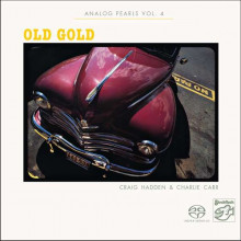 CRAIG HADDEN & CHARLIE CARR: Old Gold - Analog Pearls - Vol.4