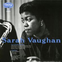 SARAH VAUGHAN: Sarah Vaughan
