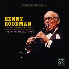 BENNY GOODMAN: Live in Hamburg - 1981