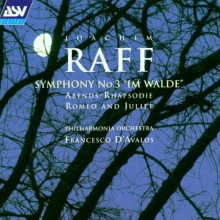 RAFF: Sinfonia N.3 - Abends - Rhapsodie