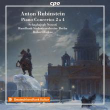 ANTON RUBINSTEIN: Concerti n. 2 e 4 per pianoforte e orchestra