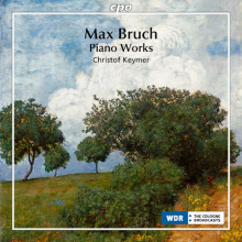 MAX BRUCH: Opere per piano