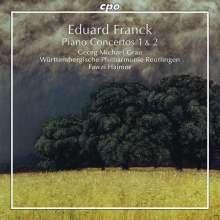 EDUARD FRANCK: Concerti per piano NN.1 & 2