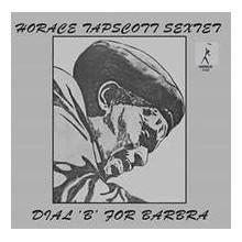 HORACE TAPSCOTT: Dial 'B' For Barbra