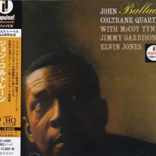 JOHN COLTRANE QUARTET: Ballads