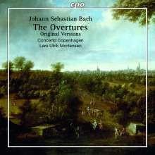 BACH: Overture NN.1 - 4